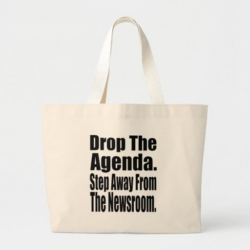 Drop the Agenda Bags