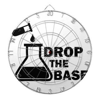 Drop the Base Dartboard