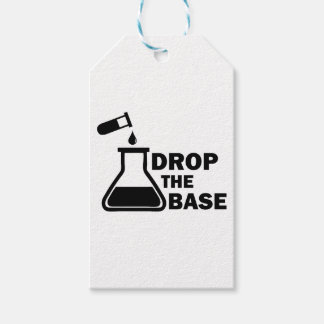 Drop the Base Gift Tags
