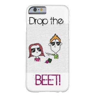 """Drop The Beet"" Phone Case"