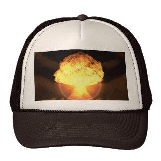 Drop the bomb cap