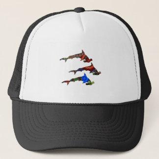 DROP THE HAMMERS TRUCKER HAT