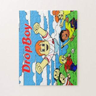 Dropboy Jigsaw Puzzle