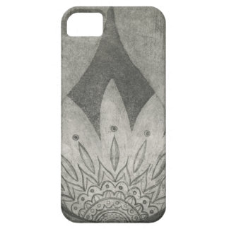 Droplet Etching case Barely There iPhone 5 Case