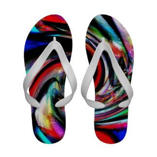 Droplet Sandals