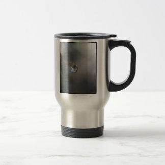 Droplet Stainless Steel Travel Mug