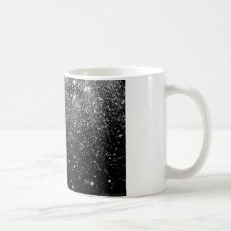Droplets Basic White Mug