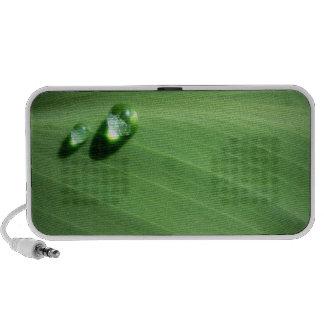 droplets laptop speakers