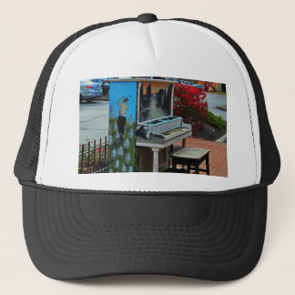 Dropping by for a Ditty in Dublin Trucker Hat