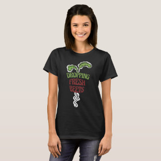 Dropping Fresh Beets Vegetable Farmer T-Shirt