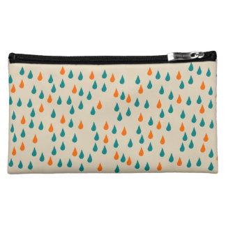 Drops / Medium Cosmetic Bag