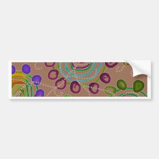 Drops Morphed 2 Bumper Sticker
