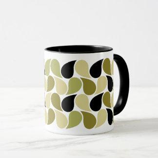 Drops Pattern mugs