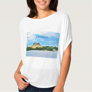 Drottningholm Palace in Sweden T-Shirt
