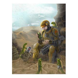 drought postcard