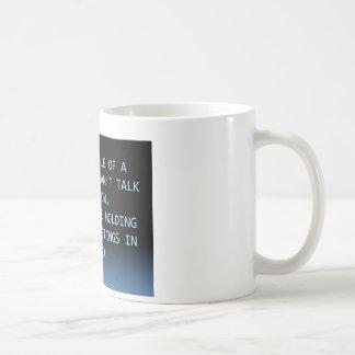 DRUG MEETING COFFEE MUGS