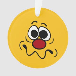 Drugged Smiley Face Grumpey