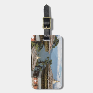 Druk Wangyal Chortens Luggage Tag