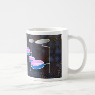 Drum Beat Coffee Mug