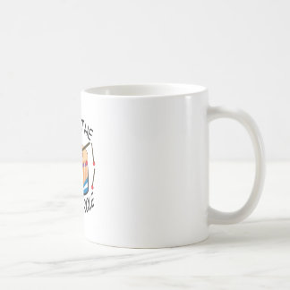 Drum Circle Coffee Mug