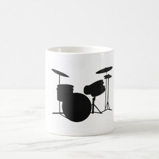 Drum coffee cup