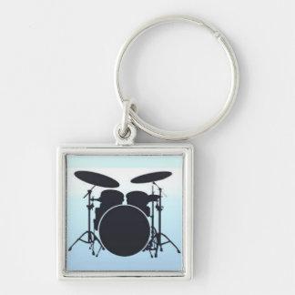 Drum keychain