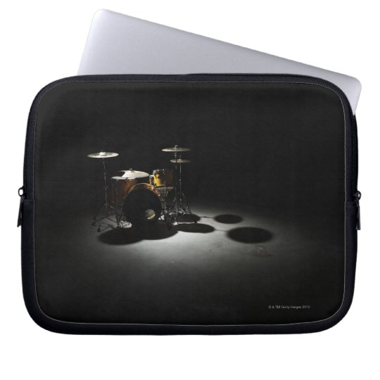 Drum Kit 2 Laptop Sleeve