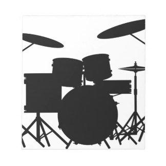 Drum Kit Notepad