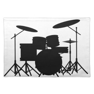 Drum Kit Placemat