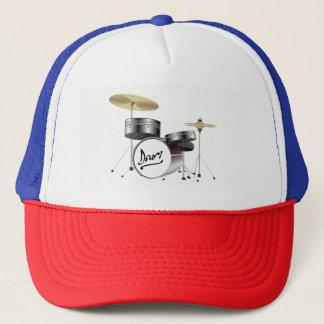Drum Kit Trucker Hat