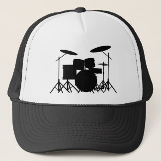 Drum Kit Trucker Hat