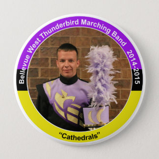 Drum Line LC (2015) 10 Cm Round Badge