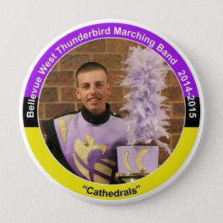 Drum Line NP (2015) 10 Cm Round Badge