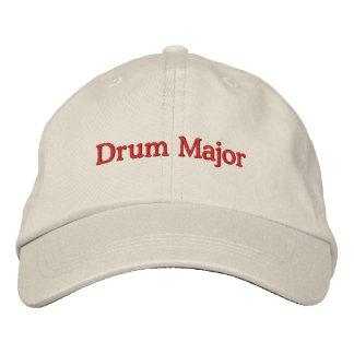 Drum Major Embroidered Hat