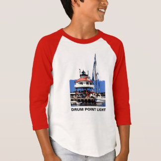 DRUM POINT LIGHT T-Shirt