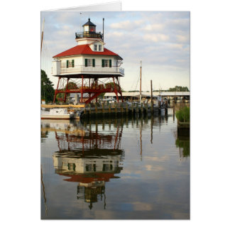 (Drum Point Lighthouse Card