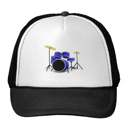 Drum Set Trucker Hats