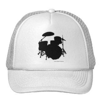 Drum Set Hat Black