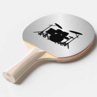 Drum Set Music Design Ping Pong Paddle
