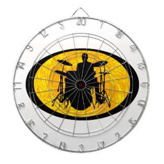 Drum To It Dartboard