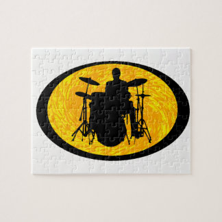 Drum To It Jigsaw Puzzle