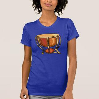 Drum Womens T-Shirt