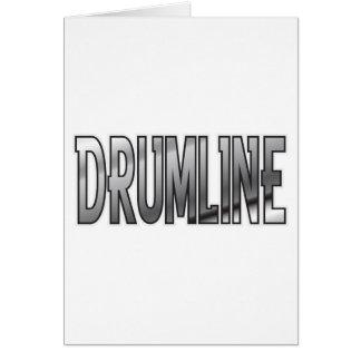 Drumline Chrome Card