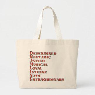 Drumline Definition Tote Bag