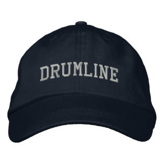 DRUMLINE Embroidered Hat for Percussionist