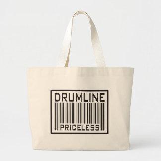 Drumline Priceless Jumbo Tote Bag