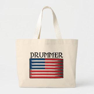 Drummer  canvas bag