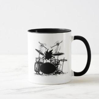 Drummer Coffee Mug