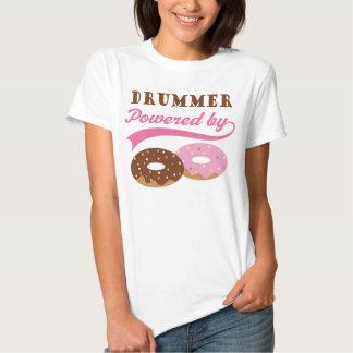 Drummer Funny Gift Tee Shirt