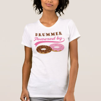 Drummer Funny Gift Tees